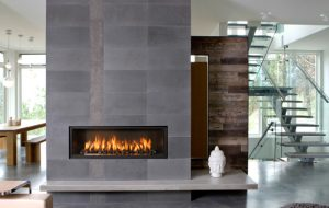 Hottest Trends in Fireplaces 壁炉的时尚